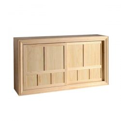 Sideboard Fabiola 2 sliding doors