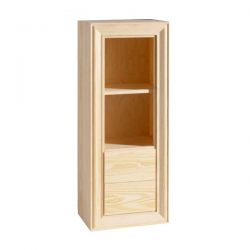 Bookseller Fabiola 2 drawers 135 cms.
