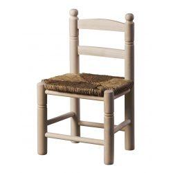N ° 1 sedia media sede anea