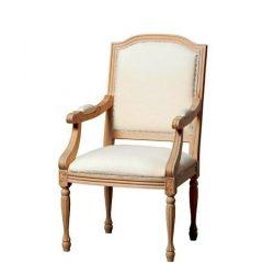 Sillón Boisserie asiento madera