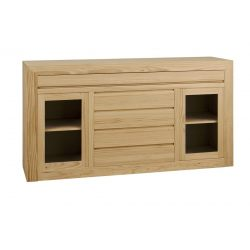 Athens sideboard 2 door 5 drawers