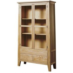 Cabinet 2 doors 3 drawers Rustika