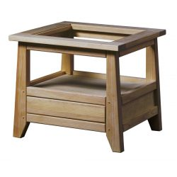 Table 1 drawer Rustika