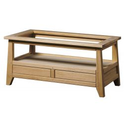 Table 2 drawers Rustika Center
