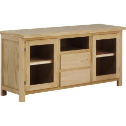 Nerea 2 mesa TV doors 2 drawers and hollow
