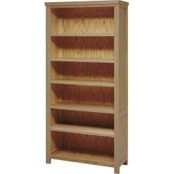Librero Nerea alto estantes 102cm.