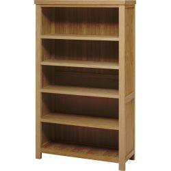 Librero Nerea bajo estantes 102cm.
