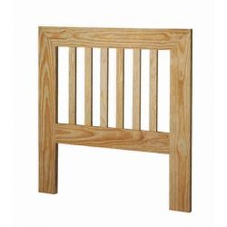 Headboard vertical sticks (90 and 105 cm.)