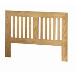 Headboard vertical sticks (135 and 150 cm.)