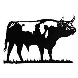 Bull-Skulptur