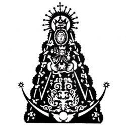 Escultura Virgen