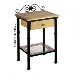 Cordoba table 1 drawer