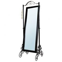 Lumaca spogliatoio specchio