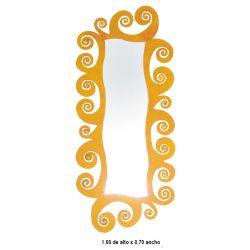Espejo vestidor de colgar mod Alegría