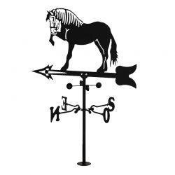 Segnavento cavallo