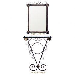 Cordoba console e specchio