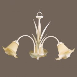 Lampada 3 luci Flor Lis