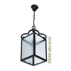 Lámpara 5 luces Cádiz