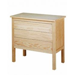 Dresser Lorca 3 drawers