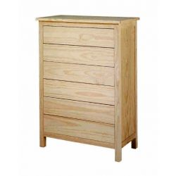 Drawer chest Lorca 6 drawers