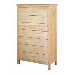 Drawer chest Lorca 7 drawers