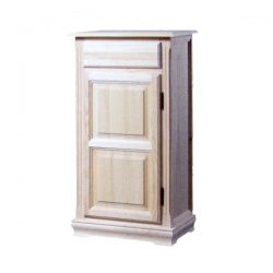 Zapatero 1 puerta 1 cajón Zócalo