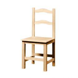 2 Celchas Stuhl Sitz Holz