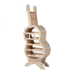 Wine rack large guitar
