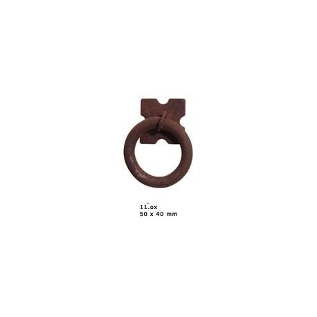 Handle large ring